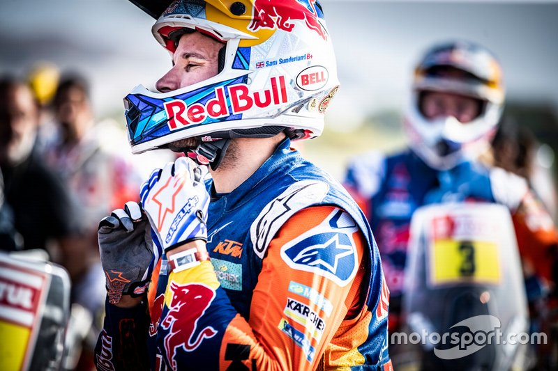 #14 Red Bull KTM Factory Racing KTM: Sam Sunderland