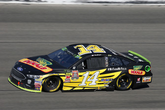 Clint Bowyer, Stewart-Haas Racing, Ford Fusion Dekalb