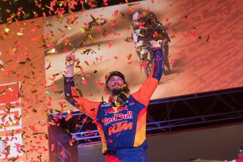 Переможець. #3 Red Bull KTM Factory Racing: Тобі Прайс