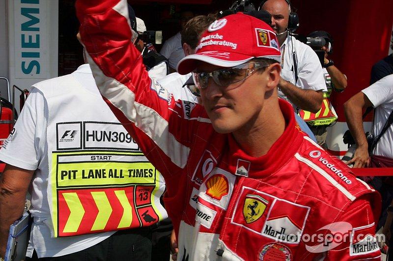 #64 GP de Hongrie 2005 (Ferrari F2005)