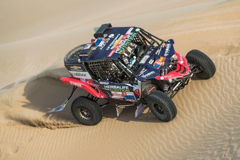 #361 SxS Casale Racing: Ігнасіо Касале, Амеріко Альяга