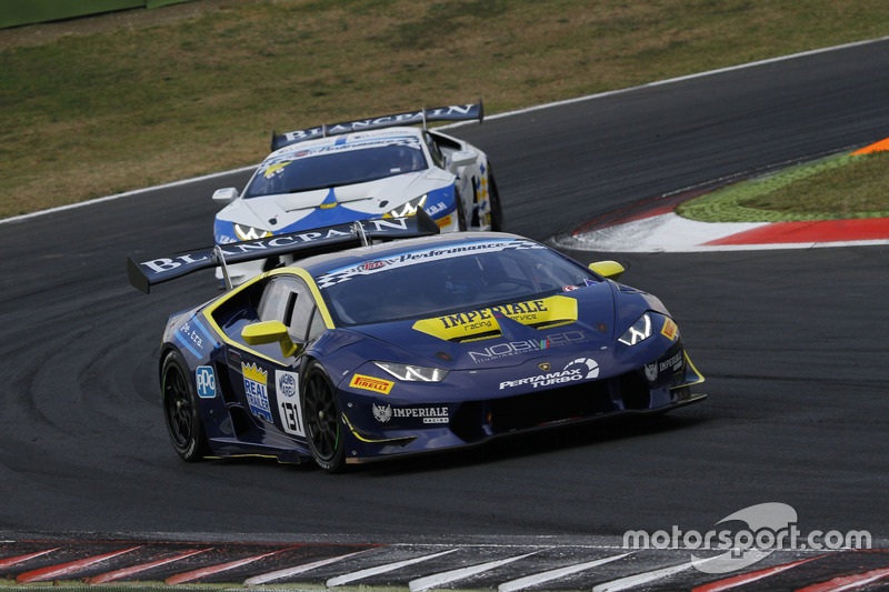 Lamborghini Huracan-S.GtCup #131, Imperiale Racing, Simone Pellegrinelli