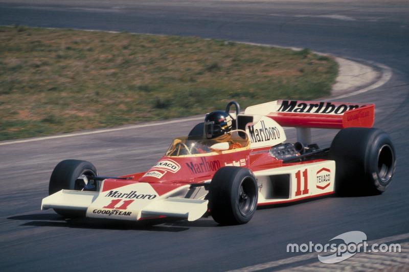 Şampiyon: James Hunt, İkinci: Niki Lauda, Puan Farkı: 1.00 (1976)