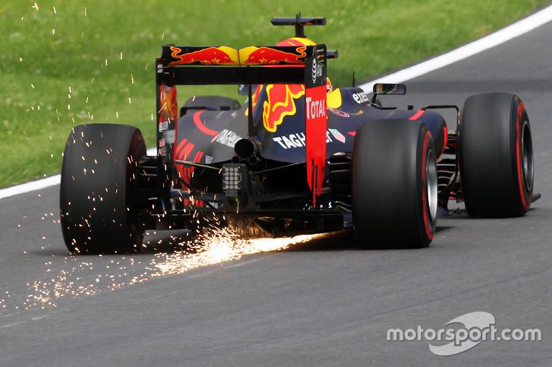 5: Даніель Ріккардо, Red Bull Racing RB12