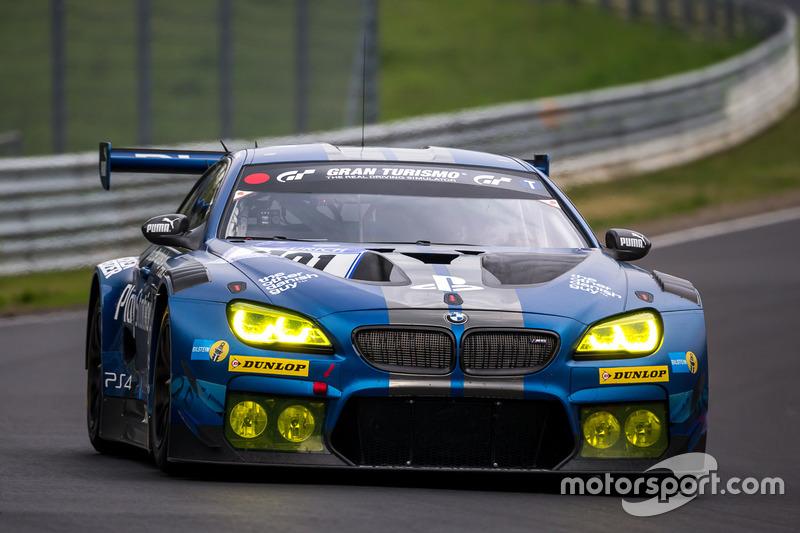 #101 Walkenhorst Motorsport powered by Dunlop, BMW M6 GT3: Matias Henkola, Kazunori Yamauchi