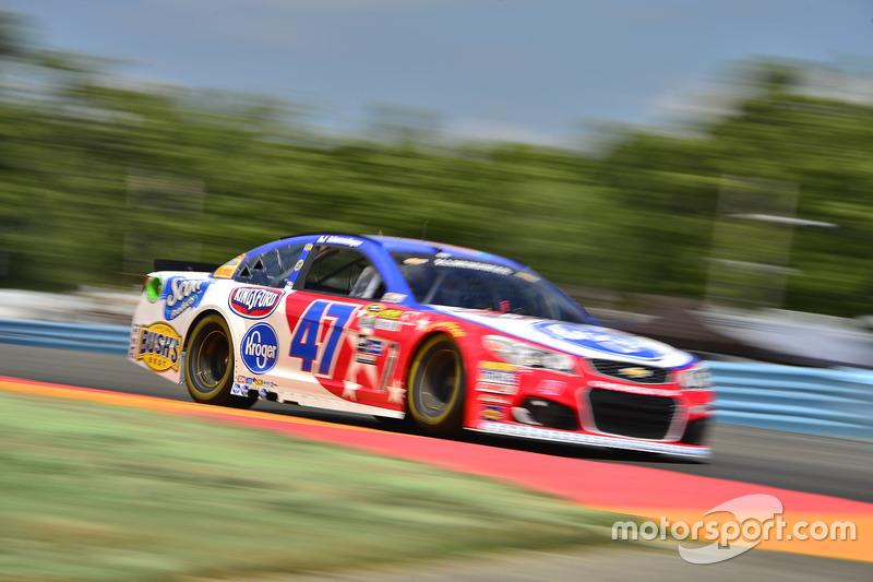 4. A.J. Allmendinger, JTG Daugherty Racing, Chevrolet