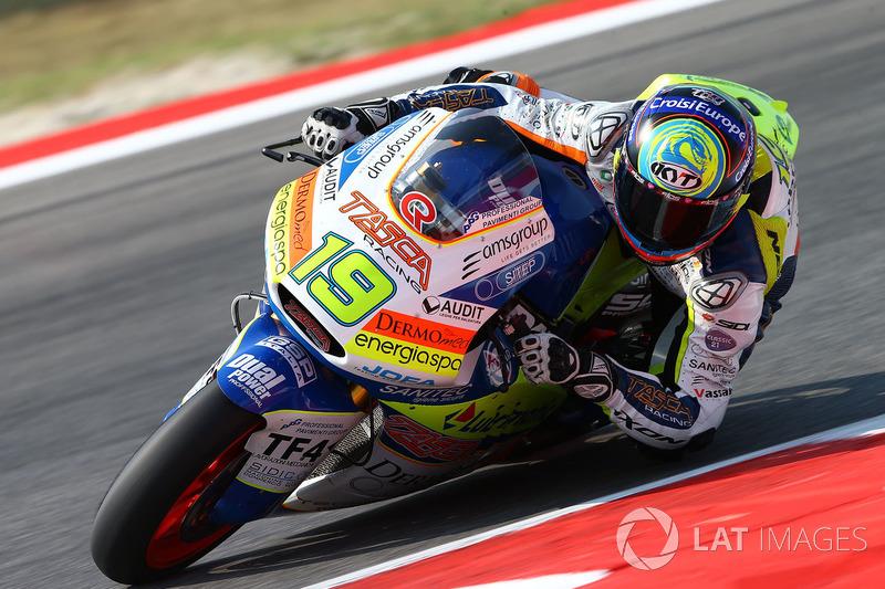 Ксав'є Сімеон, Tasca Racing Scuderia Moto2