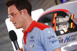Thierry Neuville, Hyundai Motorsport, Hyundai i20 Coupe WRC
