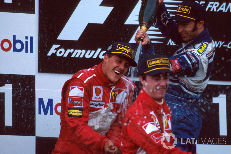 جائزة فرنسا الكبرى 1997