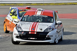 Stephan Zbinden, Renault Clio III Cup, Motorsport Team Zbinden, vor Daniel Borer, Renault Clio III Cup, Ecurie Basilisk