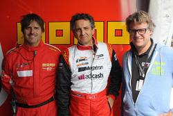 Urs Meier, Niki Leutwiler, Race Performance ve Michel Frey