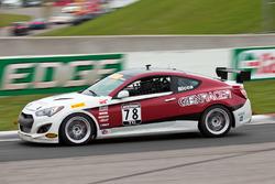 #78 GenRacer Hyundai Genesis Coupe: Jeff Ricca