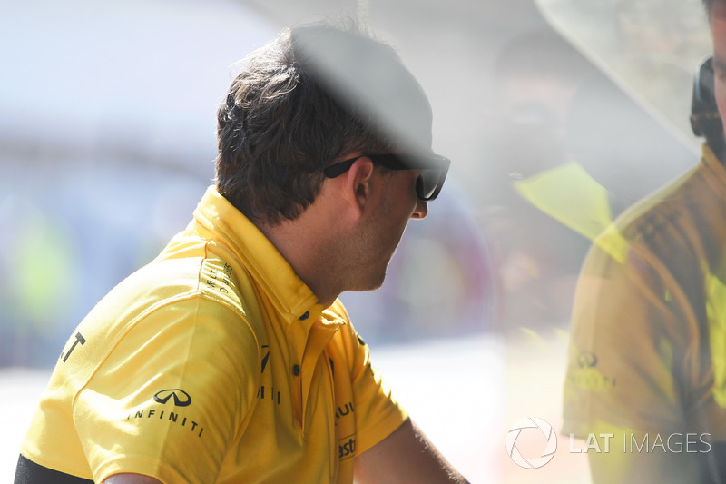 Роберт Кубица, Renault Sport F1 Team