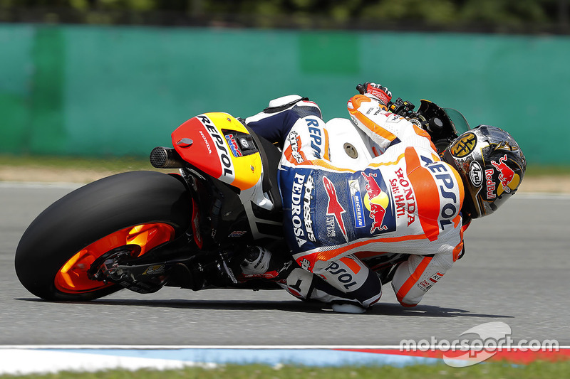 Дані Педроса, Repsol Honda Team