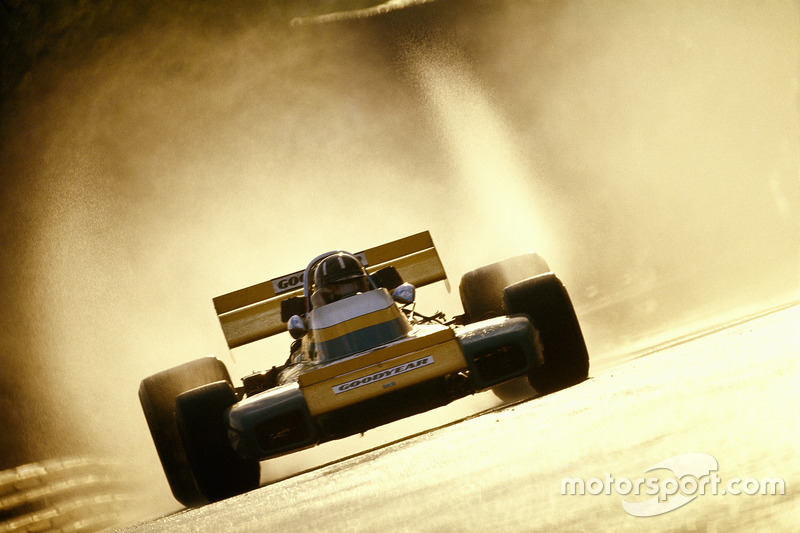 Graham Hill, Brabham-Cosworth BT34
