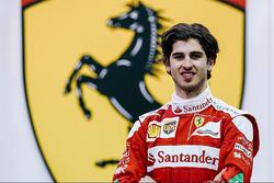Antonio Giovinazzi, Ferrari third driver