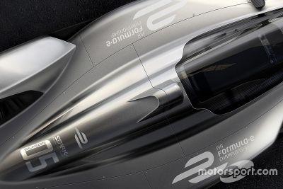 مفهوم مستقبلي لسيارات الفورمولا إي