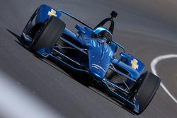Juan Pablo Montoya test de 2018 Chevrolet IndyCar