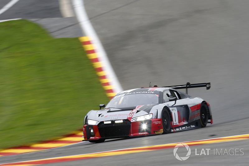 6. #1 Audi Sport Team WRT, Audi R8 LMS