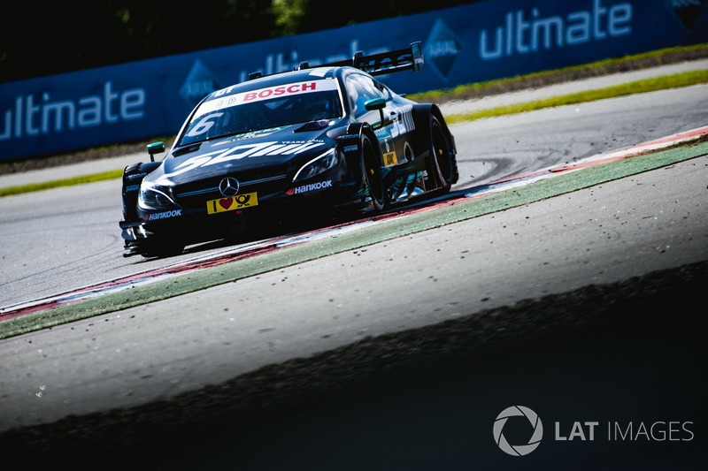 11. Robert Wickens, Mercedes-AMG Team HWA, Mercedes-AMG C63 DTM