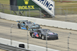 #12 TA Ford Mustang, Steve Burns, #7 TA Chevrolet Corvette, Claudio Burtin, Burtin Racing