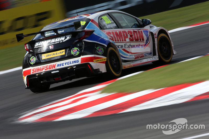 Matt Simpson, Simpson Racing, Honda Civic Type R