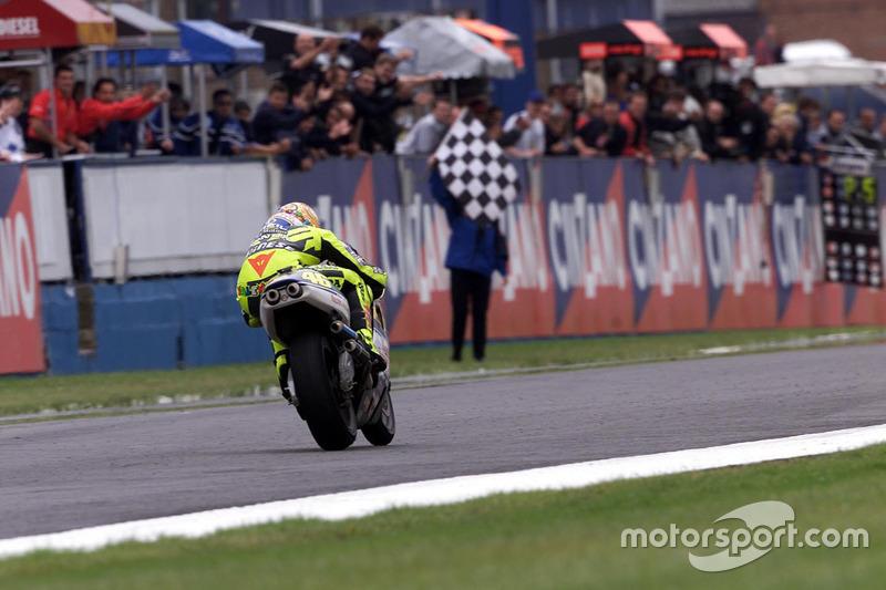 #1 GP de Grande-Bretagne 2000