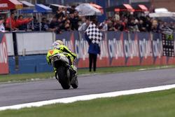 Race winner Valentino Rossi, Honda