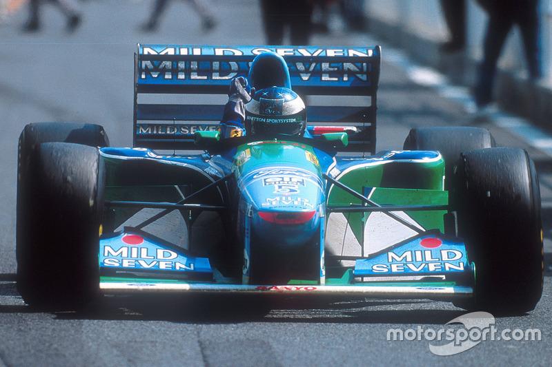 4勝目:1994年パシフィックGP