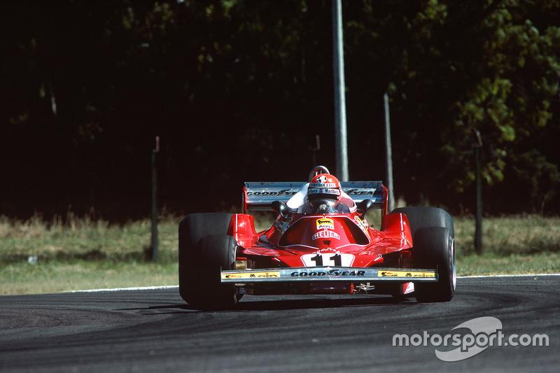 Niki Lauda - Tre titoli (1975, 1977, 1984)