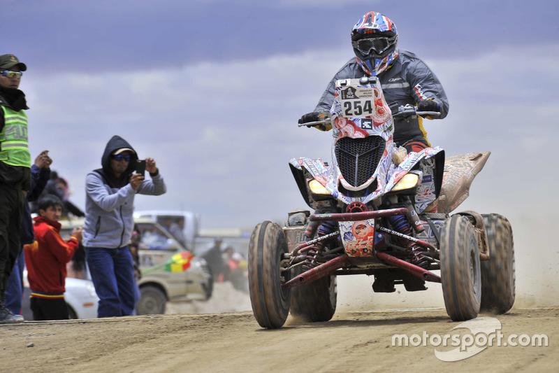 #254 Yamaha: Сергей Карякин