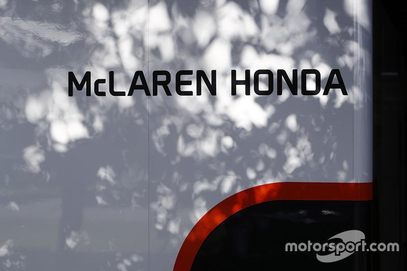 McLaren-Honda: Logo