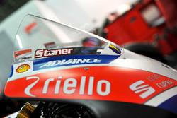 Motor Casey Stoner, Ducati Team