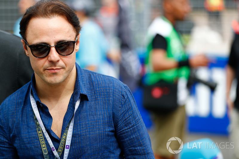 Piloto de Fórmula 1 retirado, Felipe Massa