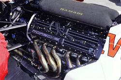 Moteur Porsche de la Footwork FA12