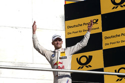 Подиум: победитель Марко Виттман, BMW Team RMG