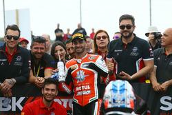 Third place Raffaele De Rosa, MV Agusta Reparto Corse by Vamag