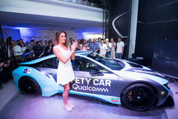 Launch of the 2018 Qualcomm Safety Car
