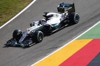 Lewis Hamilton, Mercedes W07 Hybrid