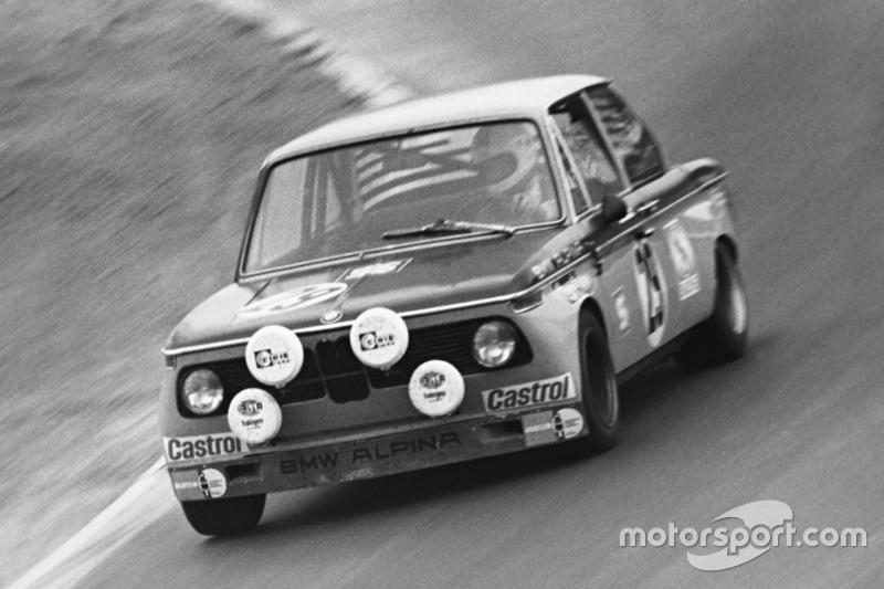 1971: Ferfried Prinz von Hohenzollern, Gerold Pankl (BMW 2002)
