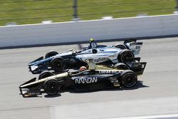 James Hinchcliffe, Schmidt Peterson Motorsports Honda, Max Chilton, Carlin Chevrolet