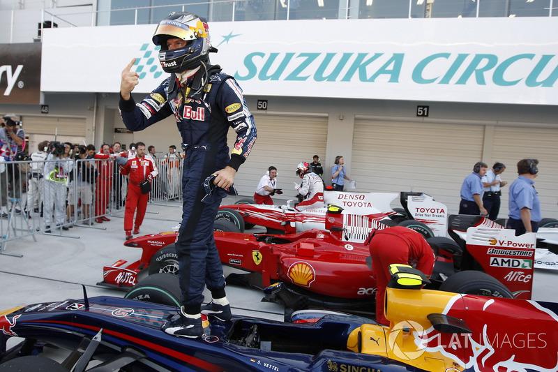 5ª: GP de Japón 2009