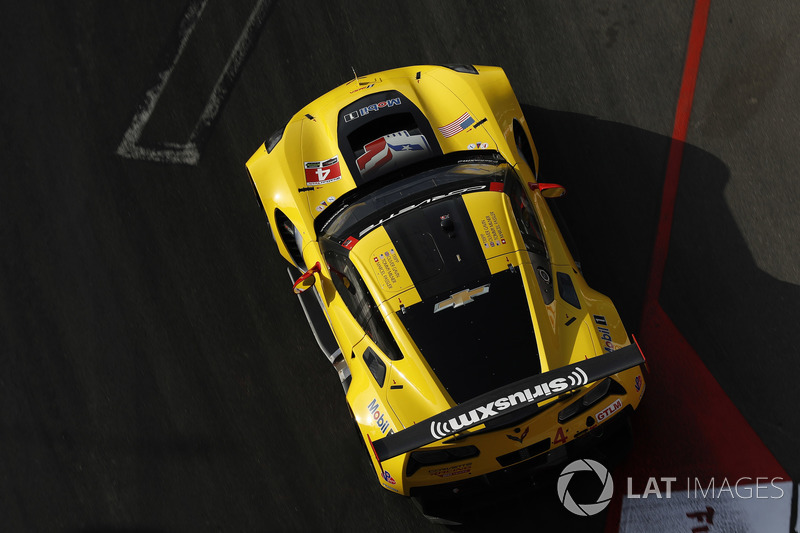 #4 Corvette Racing Chevrolet Corvette C7.R, GTLM: Олівер Гевін, Томмі Мілнер