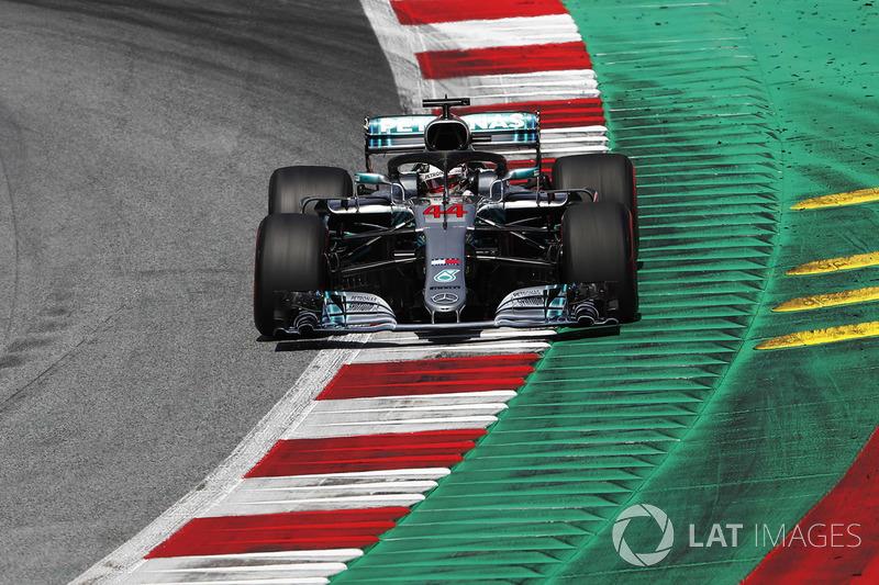 2. Льюіс Хемілтон, Mercedes AMG F1 W09 — 145