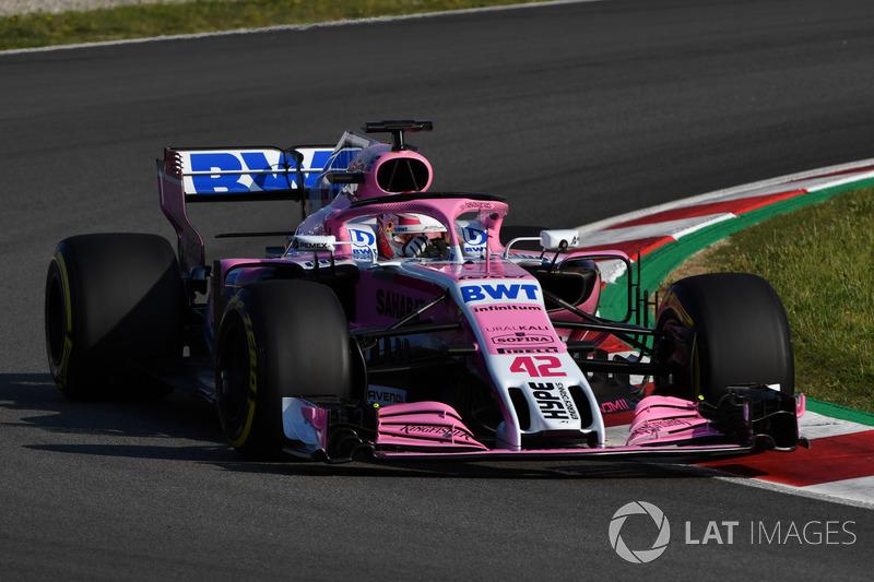 Джордж Расселл, Sahara Force India F1 VJM11