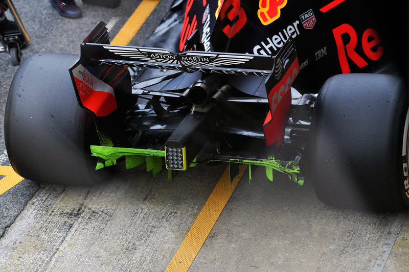 Диффузор Red Bull RB14