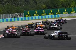 Sergey Sirotkin, Williams FW41 au départ