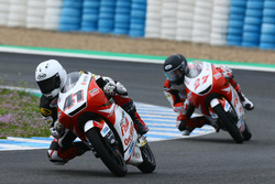 Atiratphuvapat and Kaito Toba, Honda Team Asia