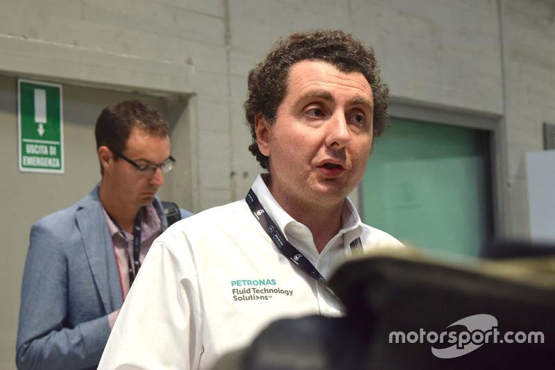 Andrea Dolfi, Petronas Motorsport