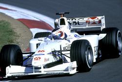 Rubens Barrichello, Stewart Ford SF3